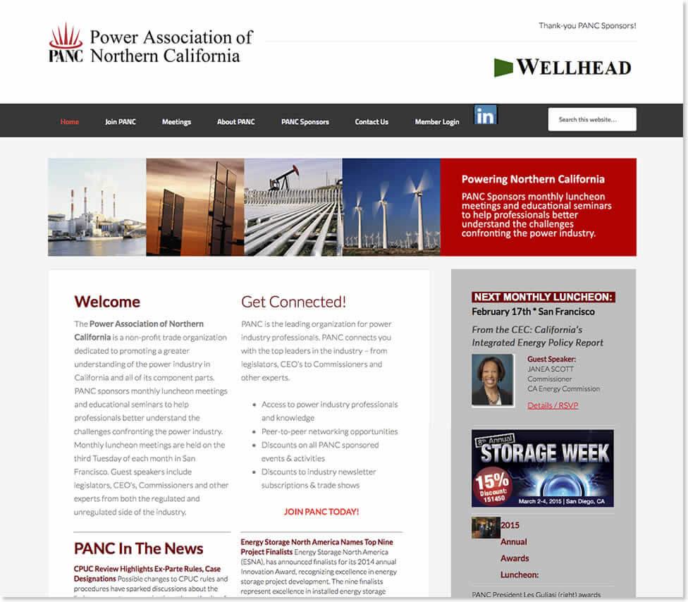 PANC Website