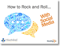 How to Rock and Roll With Social Media